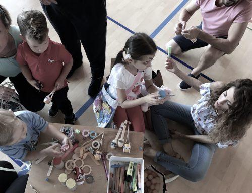 Musik, Spass und Freude – ein Fest für Frühgeborene und Eltern in Zürich