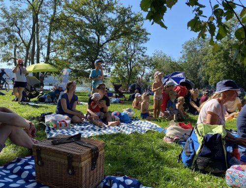 Musik-Picknick 2021 – Wir sagen Danke!
